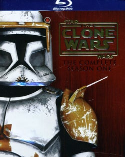 Star Wars: The Clone Wars Season One (Blu-ray Disc)