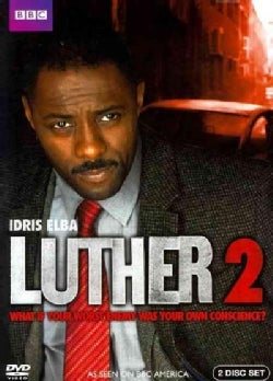 Luther: Series 2 (DVD)
