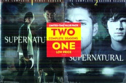 Supernatural: The Complete Seasons 1 & 2 (DVD)