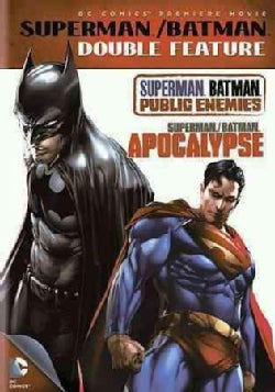Superman/Batman Double Feature (DVD)