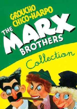 Marx Brothers Collection (DVD)