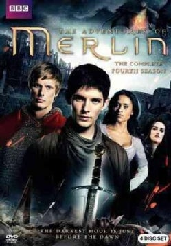 Merlin: The Complete Fourth Season (DVD)