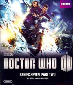 Doctor Who: Series Seven, Part Two (Blu-ray Disc)