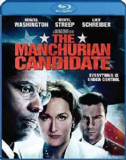 The Manchurian Candidate (Blu-ray Disc)