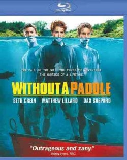 Without A Paddle (Blu-ray Disc)