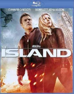 The Island (Blu-ray Disc)