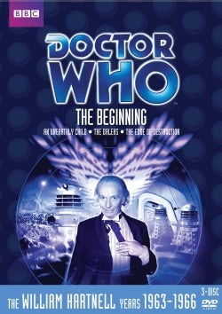 Doctor Who: Beginning Collection (DVD)