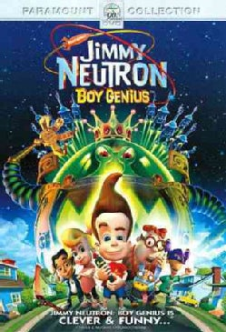 Jimmy Neutron: Boy Genius (DVD)
