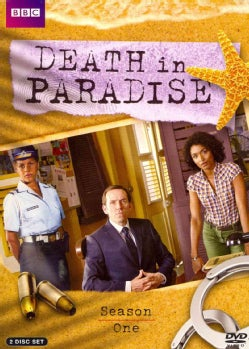 Death in Paradise: Season 1 (DVD)