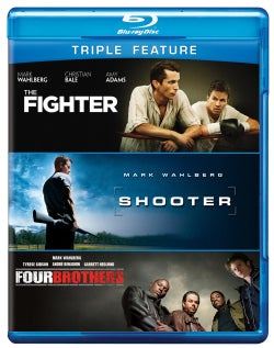 Mark Wahlberg: Triple Feature (Blu-ray Disc)