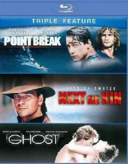 Patrick Swayze: Triple Feature (Blu-ray Disc)