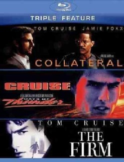 Tom Cruise: Triple Feature (Blu-ray Disc)