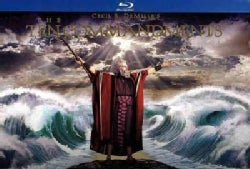 Ten Commandments: Ultimate Collector's Edition (Blu-ray Disc)