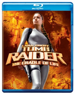 Lara Croft Tomb Raider: The Cradle Of Life (Blu-ray Disc)