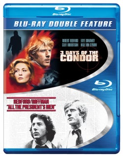 3 Days Of The Condor/All The Presidents Men (Blu-ray Disc)