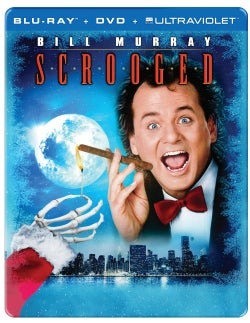 Scrooged: 25th Anniversary (Blu-ray/DVD)