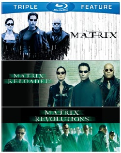 The Matrix/Matrix Reloaded/Matrix Revolutions (Blu-ray Disc)