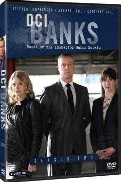 DCI Banks: Season 2 (DVD)