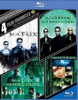 4 Film Favorites: The Matrix Collection (Blu-ray Disc)