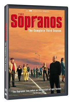 The Sopranos: The Complete Third Season (DVD)