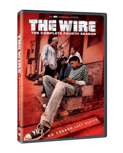 The Wire: The Complete Fourth Season (DVD)