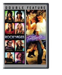 Rock Of Ages/Footloose (DVD)