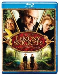 Lemony Snicket's a Series of Unfortunate Events (Blu-ray Disc)