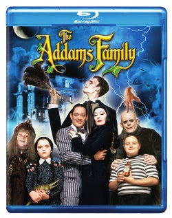 The Addams Family (Blu-ray Disc)