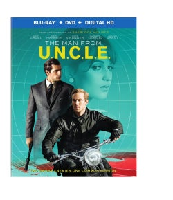 The Man From U.N.C.L.E. (Blu-ray/DVD)