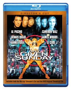 Any Given Sunday: 15th Anniversary (Blu-ray Disc)
