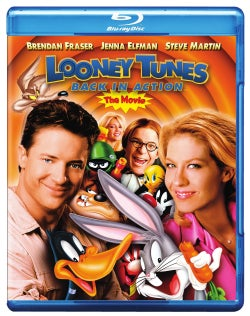 Looney Tunes Back in Action (Blu-ray Disc)
