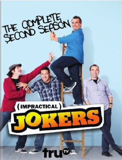 Impractical Jokers: Season Two (DVD)