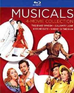 Musicals Collections (Blu-ray Disc)