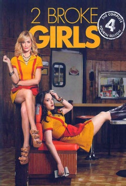 2 Broke Girls: The Complete Fourth Season (DVD)