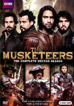 The Musketeers: Season Two (DVD)