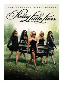 Pretty Little Liars: The Complete Sixth Season (DVD)