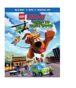 Lego Scooby: Haunted Hollywood (Blu-ray Disc)