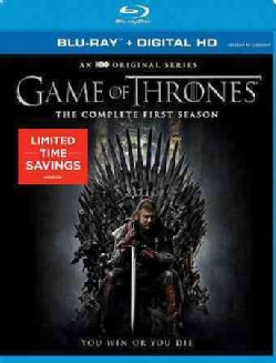 Game Of Thrones: The Complete First Season (Elite) (Blu-ray Disc)