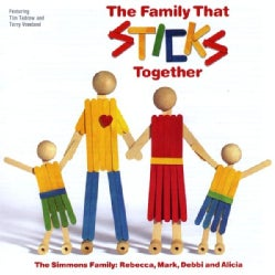 SIMMONS FAMILY - FAMILY THAT STICKS TOGETHER