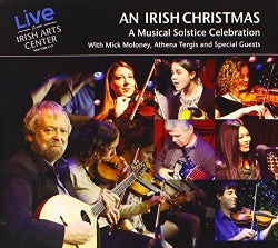 MICK MOLONEY - AN IRISH CHRISTMAS (LIVE FROM IRISH ARTS CENTER)