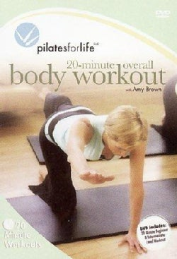 Pilates For Life: 20 Minute Overall Body Workout (DVD)