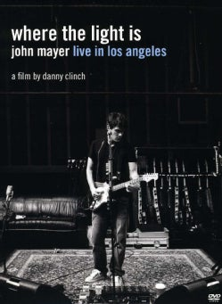 Where The Light Is- John Mayer Live in Los Angeles (DVD)