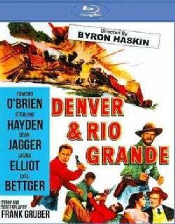 Denver & Rio Grande (Blu-ray Disc)
