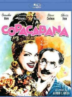 Copacabana (Blu-ray Disc)