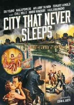 City That Never Sleeps (DVD)