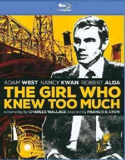 The Girl Who Knew Too Much (Blu-ray Disc)