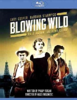 Blowing Wild (Blu-ray Disc)