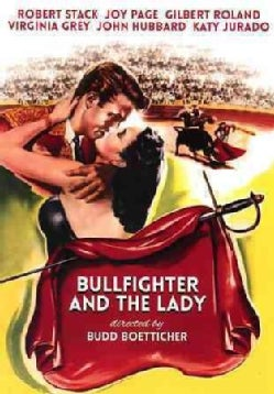 Bullfighter and the Lady (DVD)