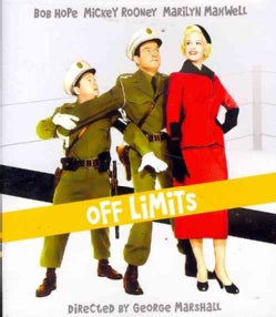 Off Limits (Blu-ray Disc)
