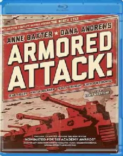 Armored Attack! (Blu-ray Disc)